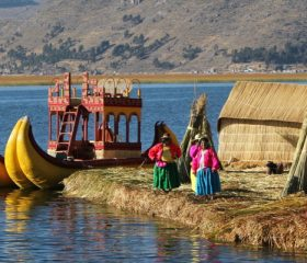 Isla Uros + Taquile Full Day