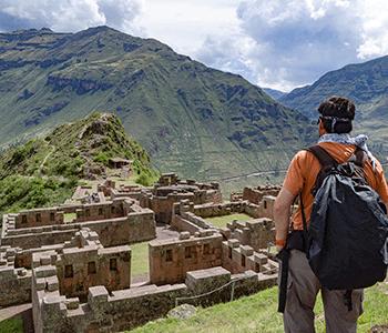 Complejo Arqueologico Pisaq - Tour valle sagrado de los incas
