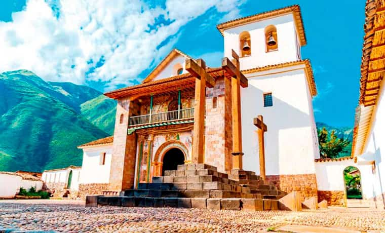 Tour al Valle Sur: La Capilla de Andahuaylillas