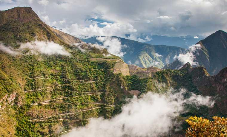 La Montaña Putucusi  la joya escondida del Tour Machu Picchu