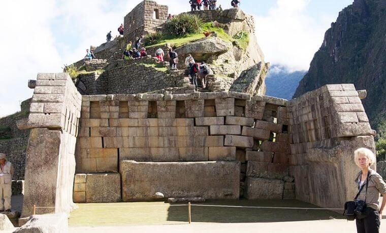 Tours a Machupicchu: Templos de la ciudad inca
